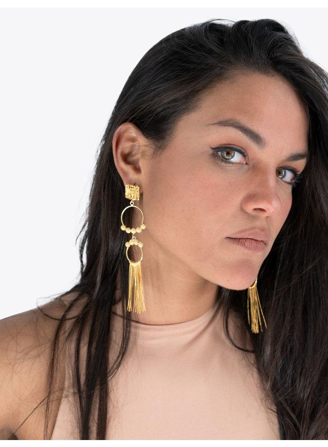 Abisal Flecos Earring