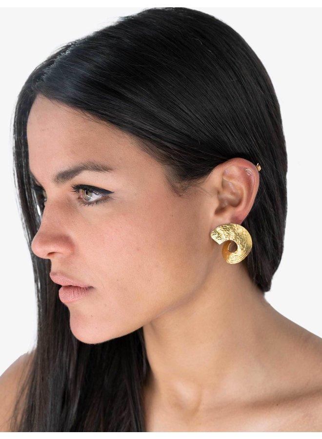 Genoma Stud Earrings