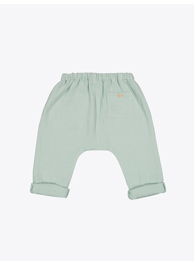 Axel Baby Pants in Green