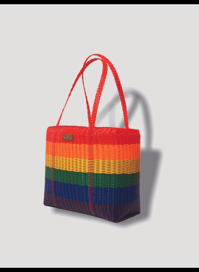 Square Tote Bag Pride