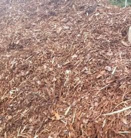 1 Yard Shredded Pine Mulch