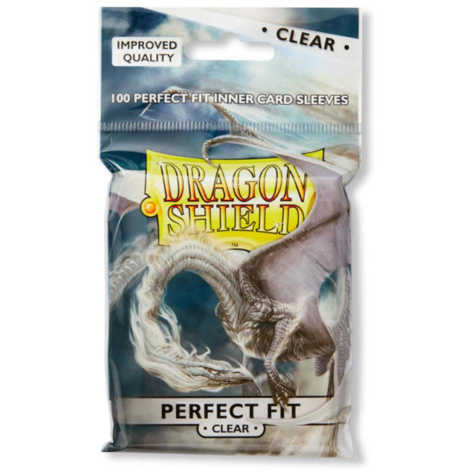 Dragon Shield Perfect Fit Clear Top Loading