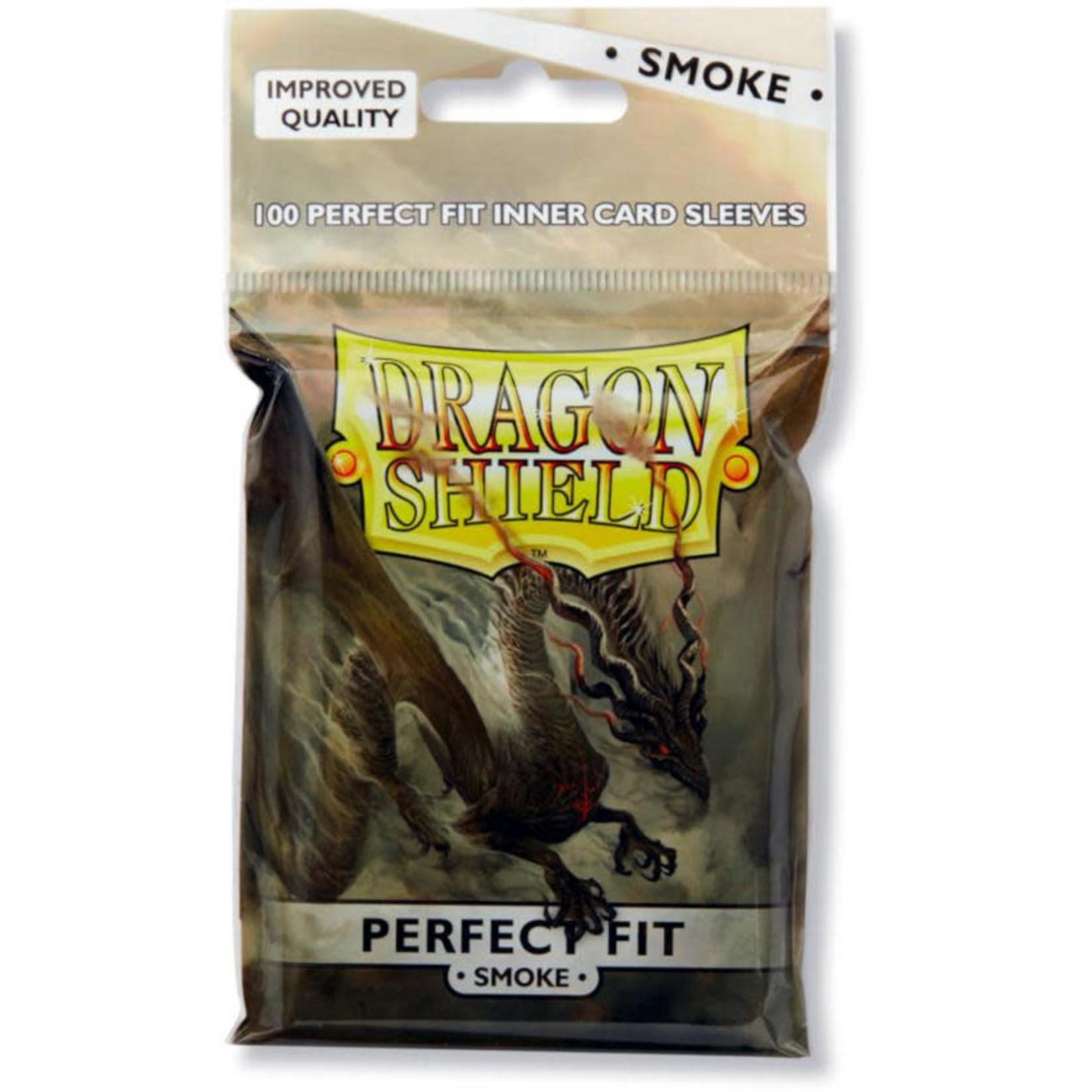 Dragon Shield Perfect Fit Smoke Top Loading
