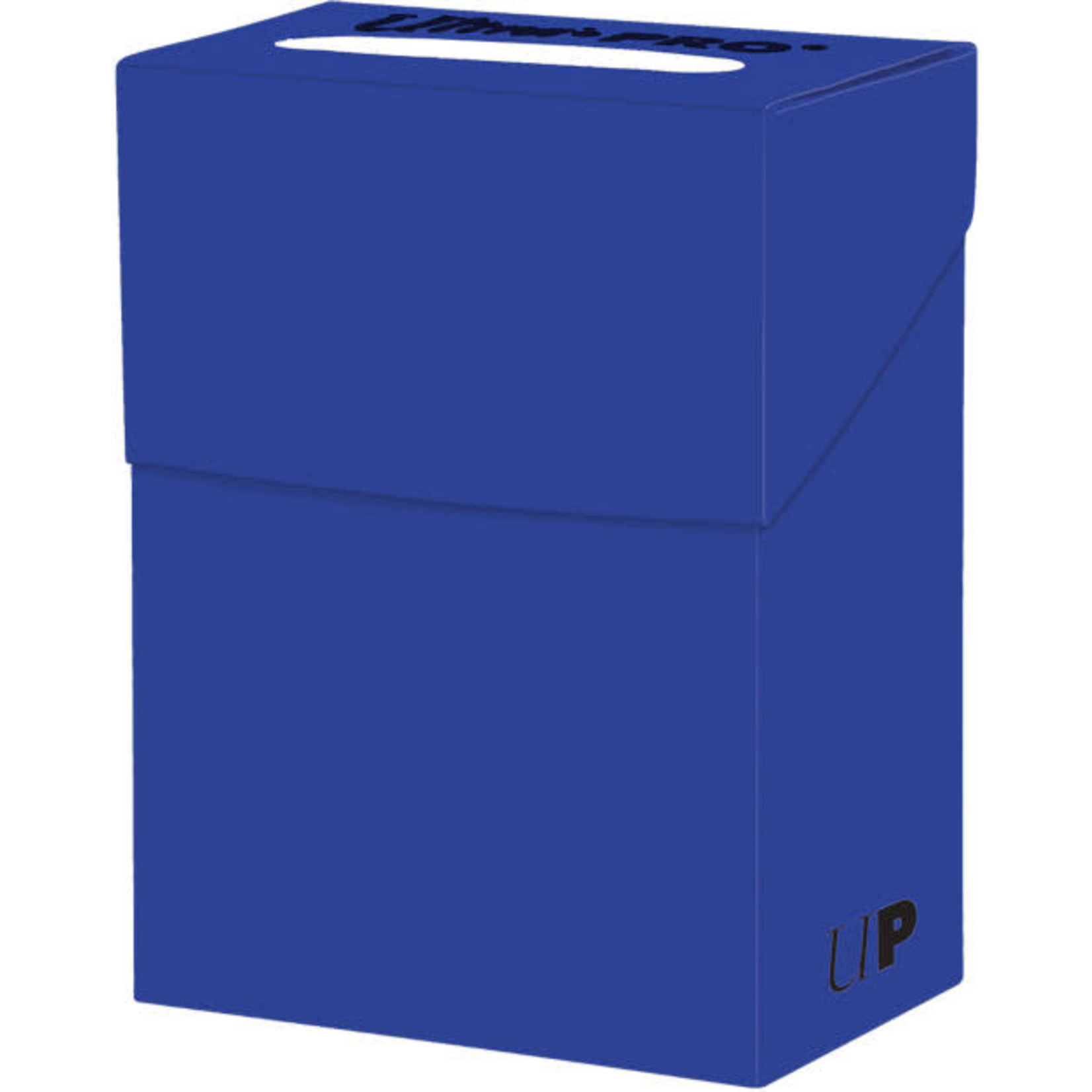 Solid Pacific Blue Deck Box