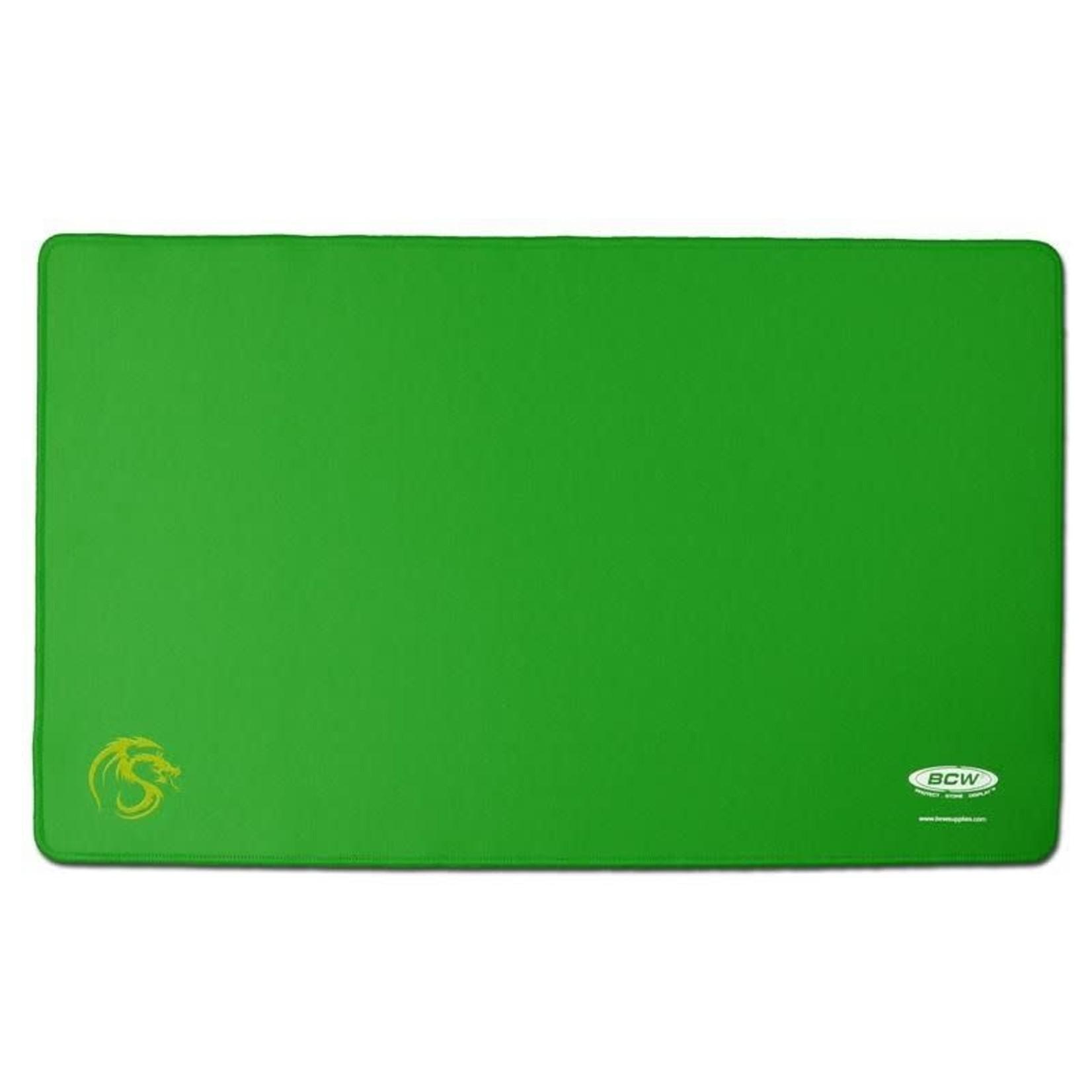 BCW Green Playmat
