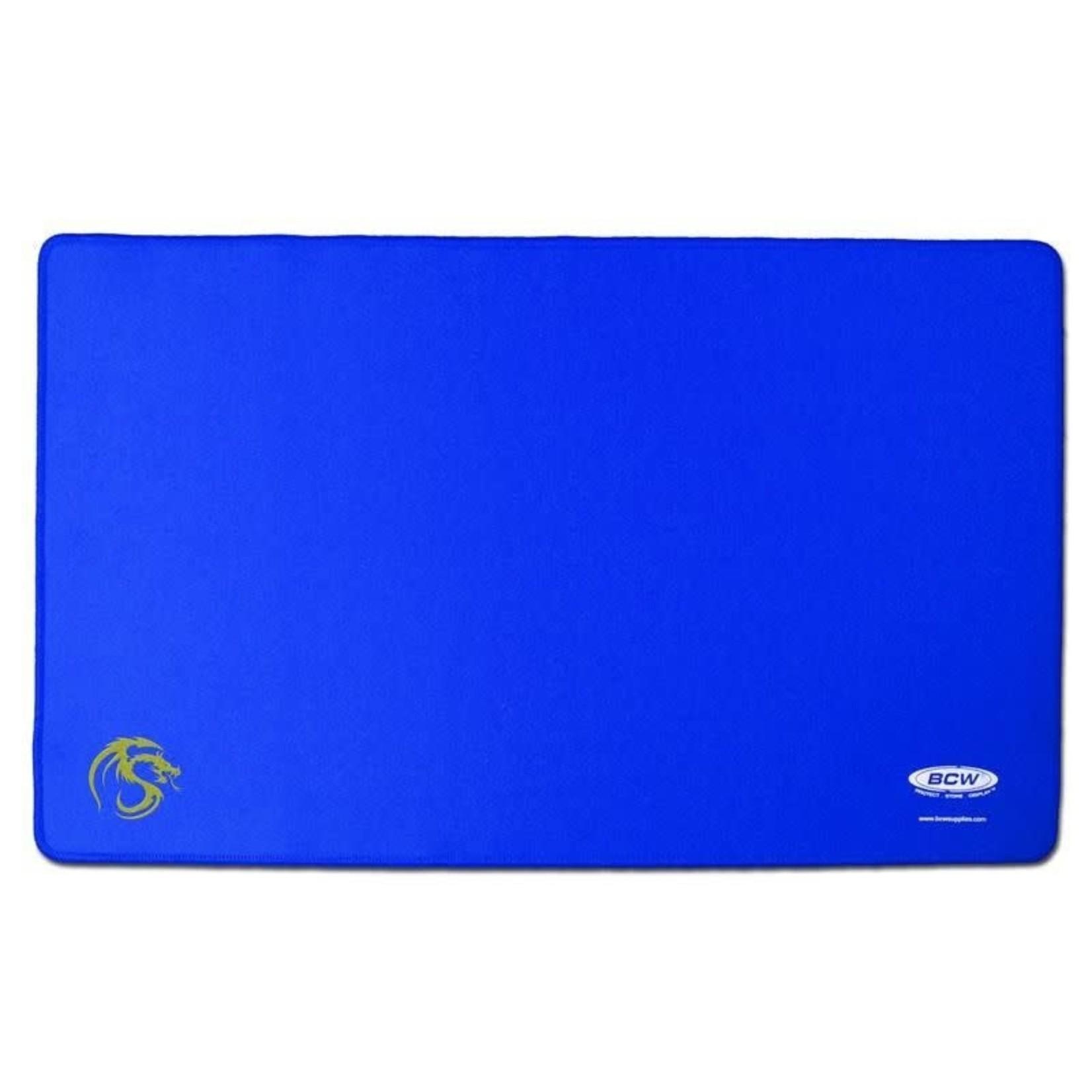 BCW Blue Playmat