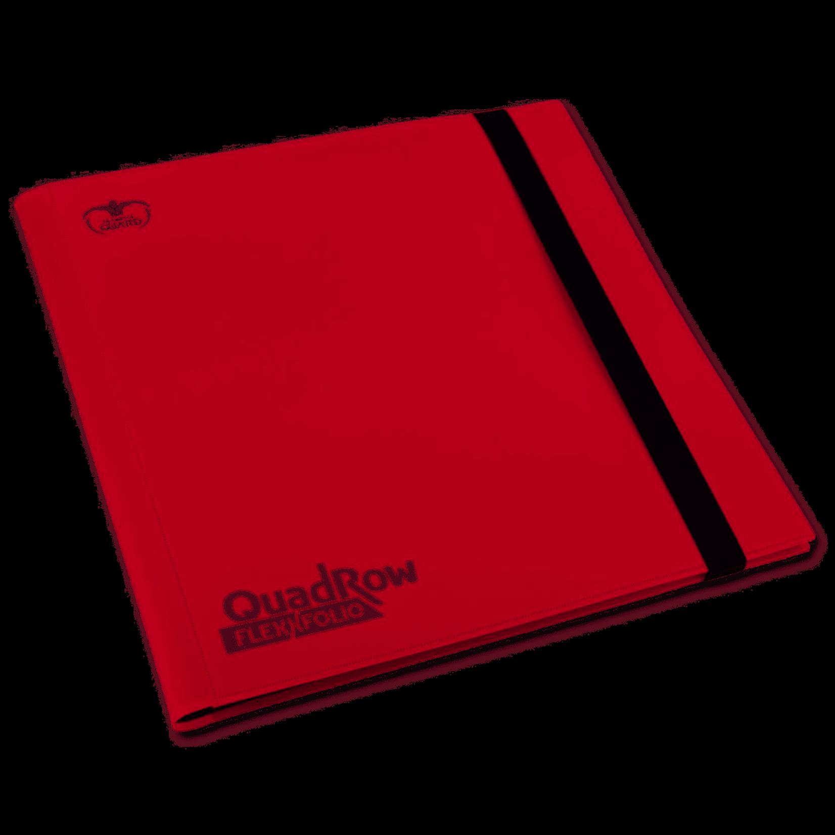 Quadrow Flexxfolio Red