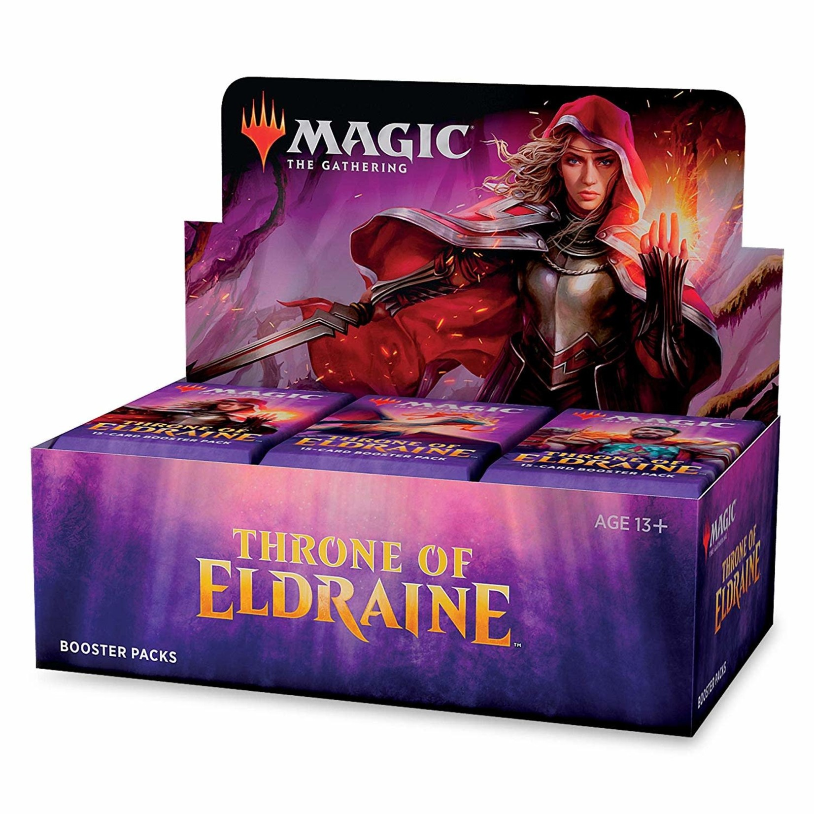 WOTC Throne of Eldraine Booster Box