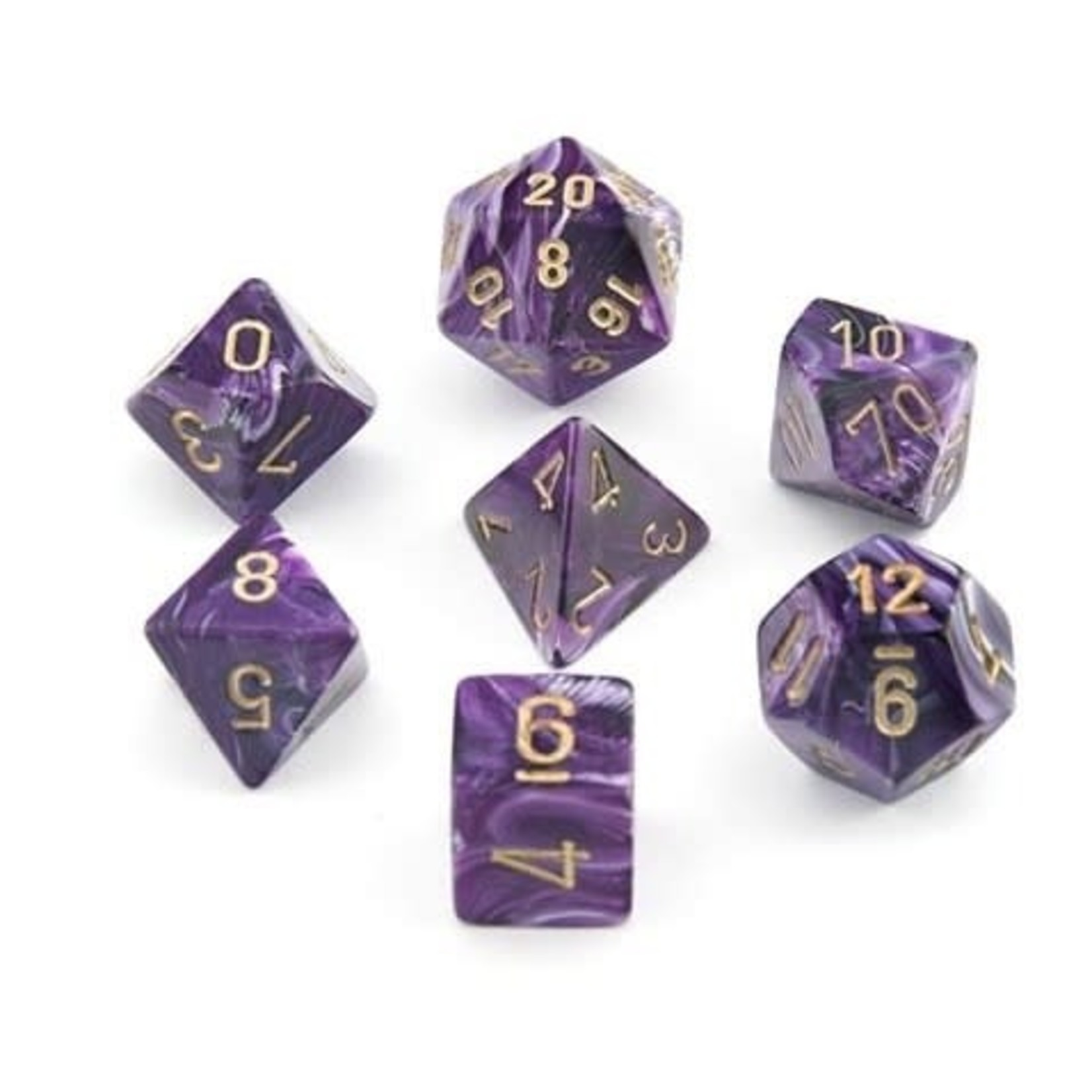 CHX 27437 Vortex Purple/ Gold (7 count)