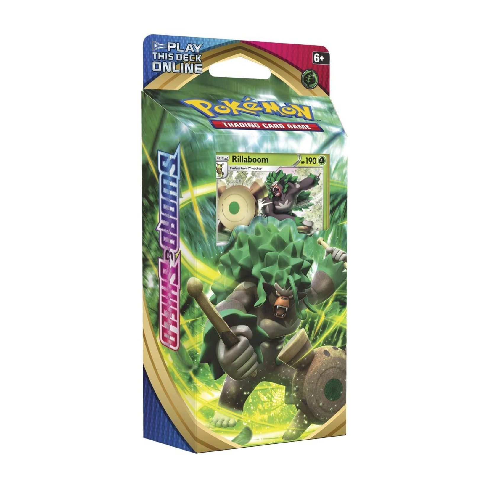 Pokemon Rillaboom Theme Deck