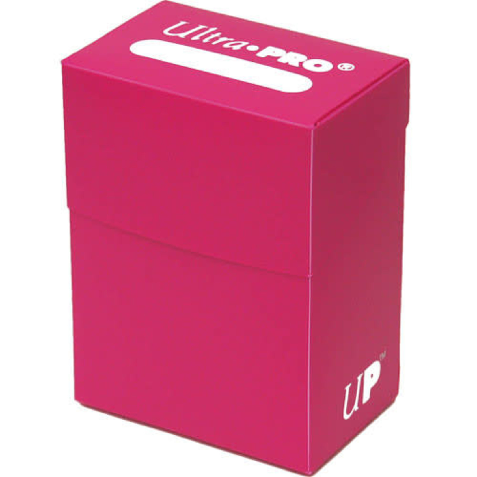 Solid Bright Pink Deck Box