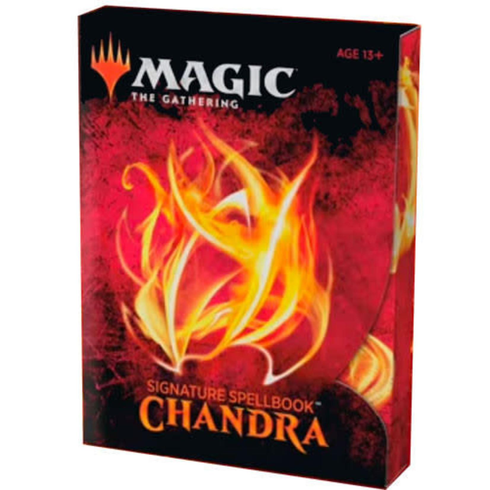 WOTC Signature Spellbook - Chandra
