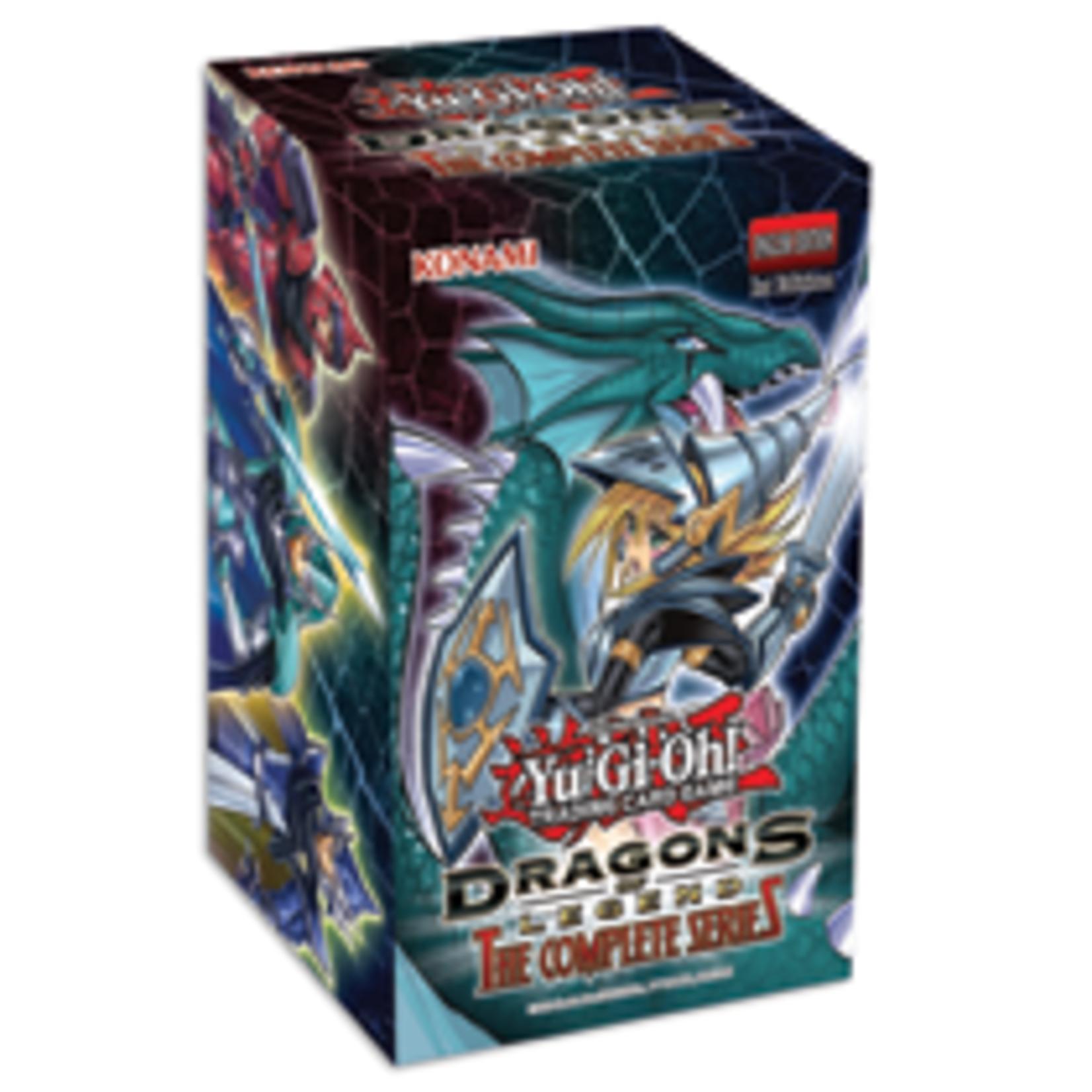 Konami Dragons of Legend: The Complete Series