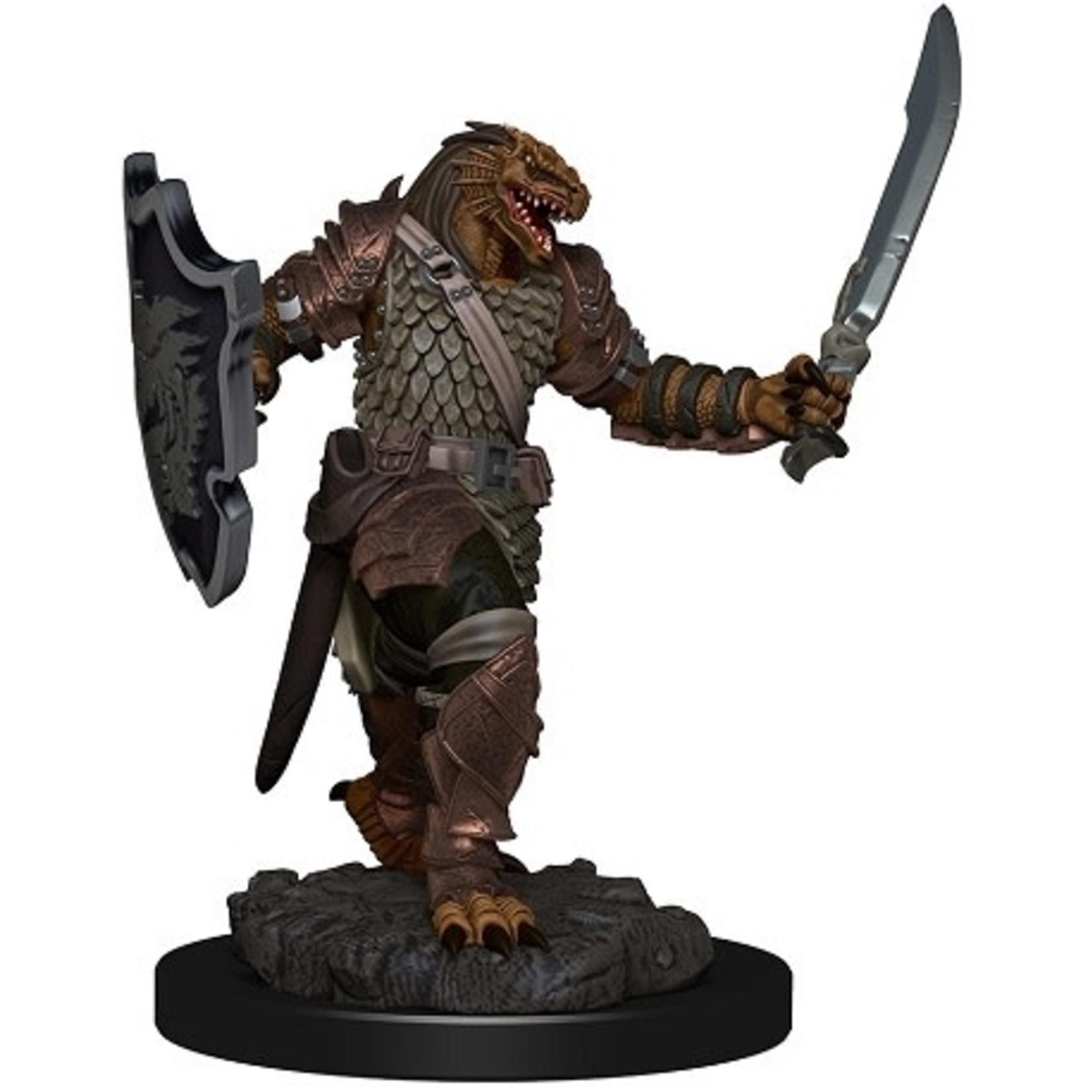 Icon of the Realms: Dragonborn Paladin