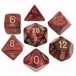 CHX 27434 Vortex Burgundy/ Gold (7 count)
