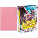 Dragon Shield Matte Pink (60 count) Small