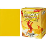 Dragon Shield Matte Yellow (100 count) Standard