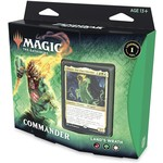 WOTC Zendikar Rising - Land's Wrath Commander Deck