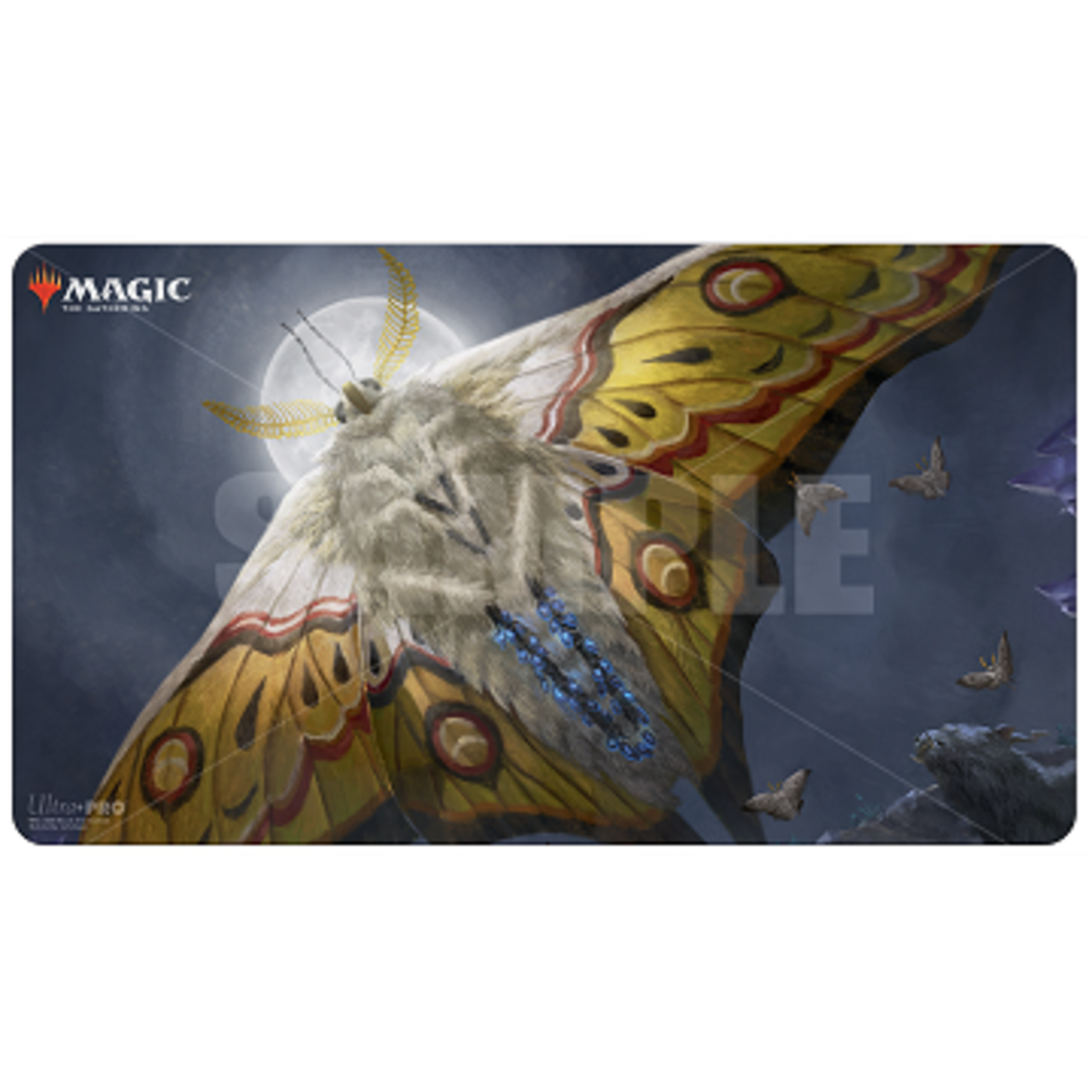 WOTC Ikoria: Lair of Behemoths V6 Playmat