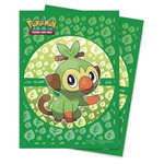 Pokemon Grookey Sleeves (65 count)