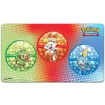 Pokemon Galar Starter Playmat