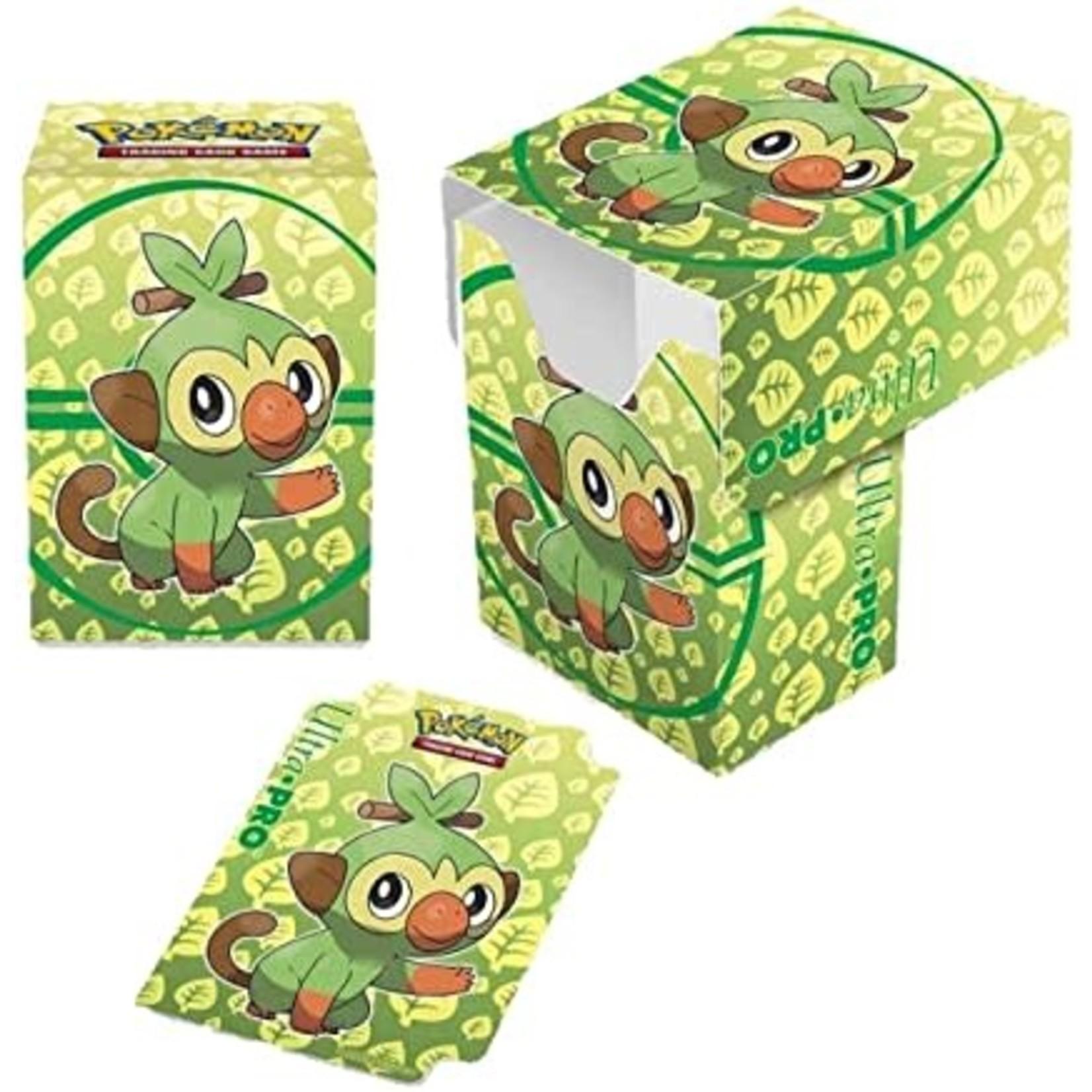Pokemon Grookey Deck Box