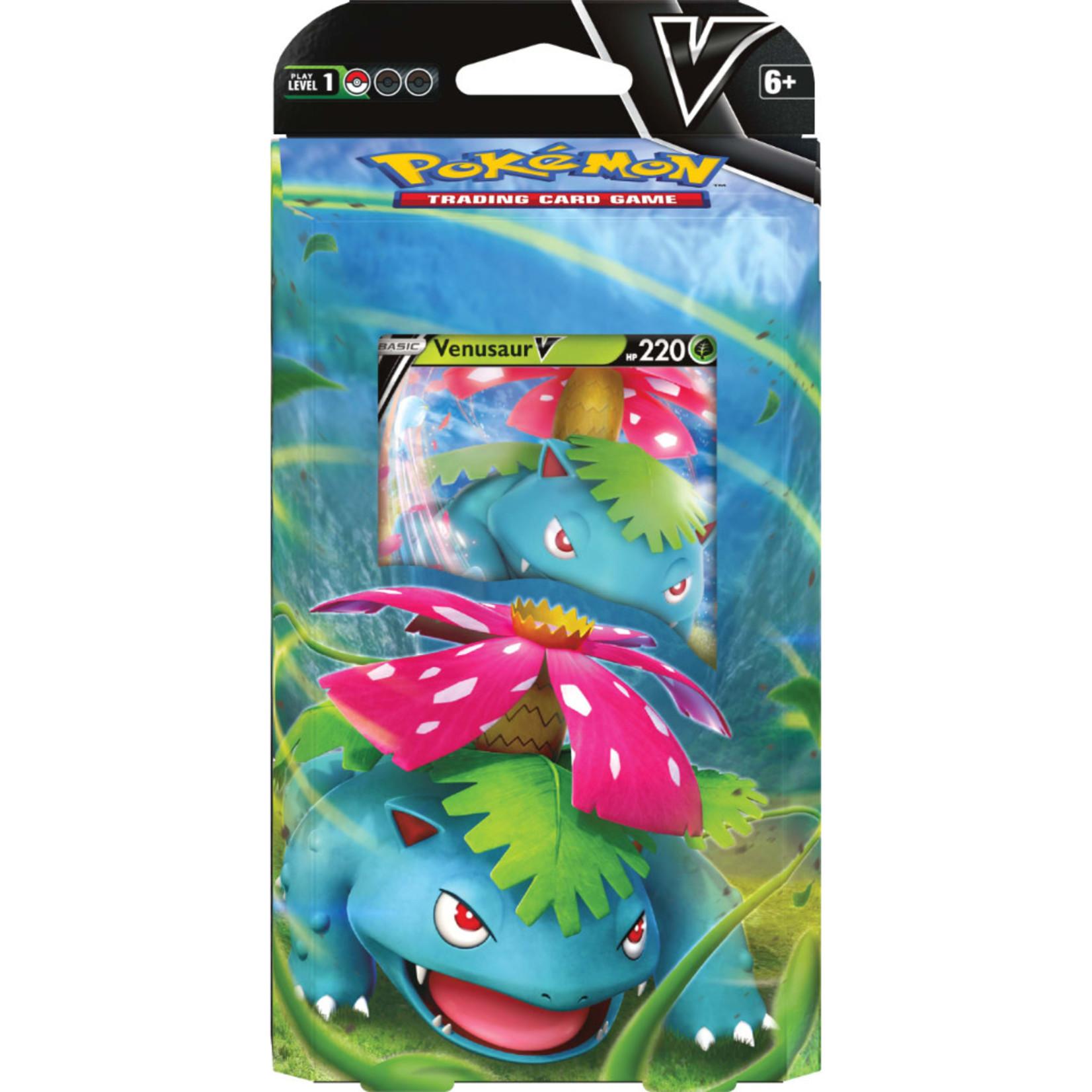 Pokemon Venusaur V Deck