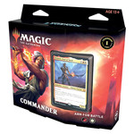 WOTC Commander Legends Commander Deck: Arm for Battle