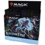 WOTC Kaldheim Collectors Booster Display