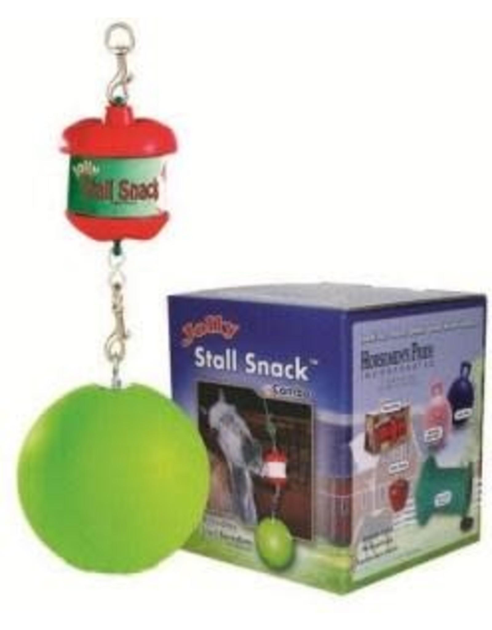 Horsemen's Pride Jolly Stall Snack Combo w/ Ball Apple