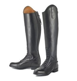 Horze Adult Tall Field Boot Black