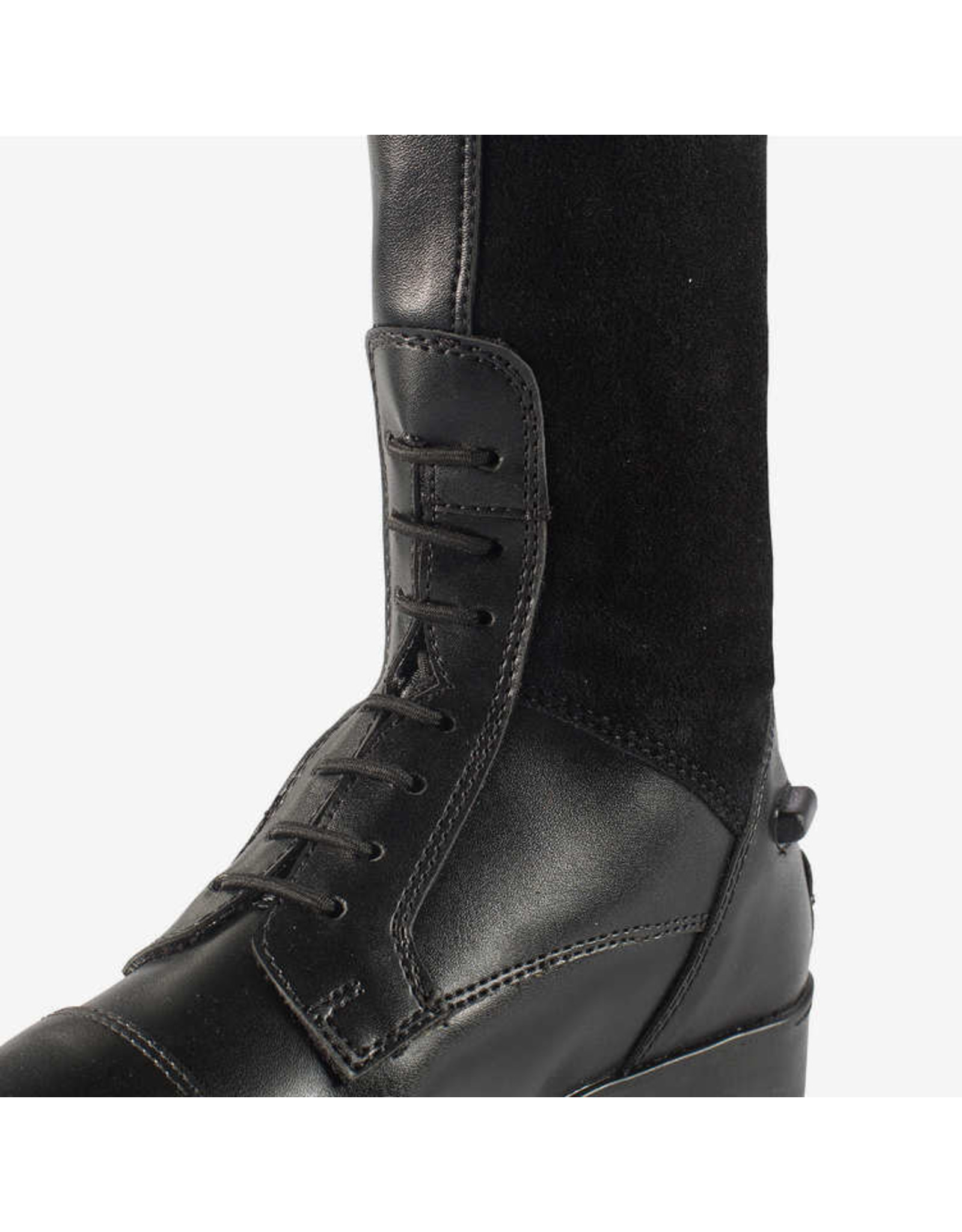 Kids Tall Field Boots Black Rover