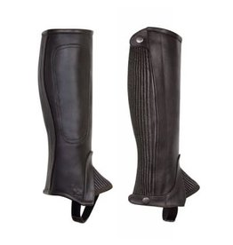 Perri's Ladies Professional Leather Half Chaps
