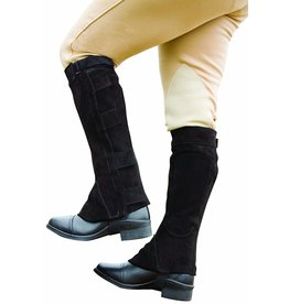 Perri's Half Chaps Velcro Easy Close