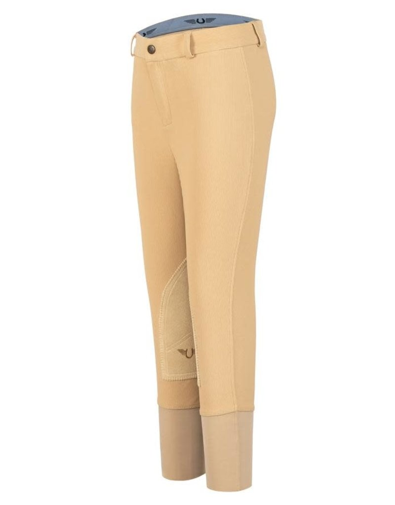 Tuffrider Children's Ribb Knee Patch Breeches
