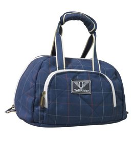 Tuffrider JPC Optimum Helmet Bag Ensign Blue Plaid