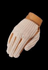 Heritage Crochet Riding Glove