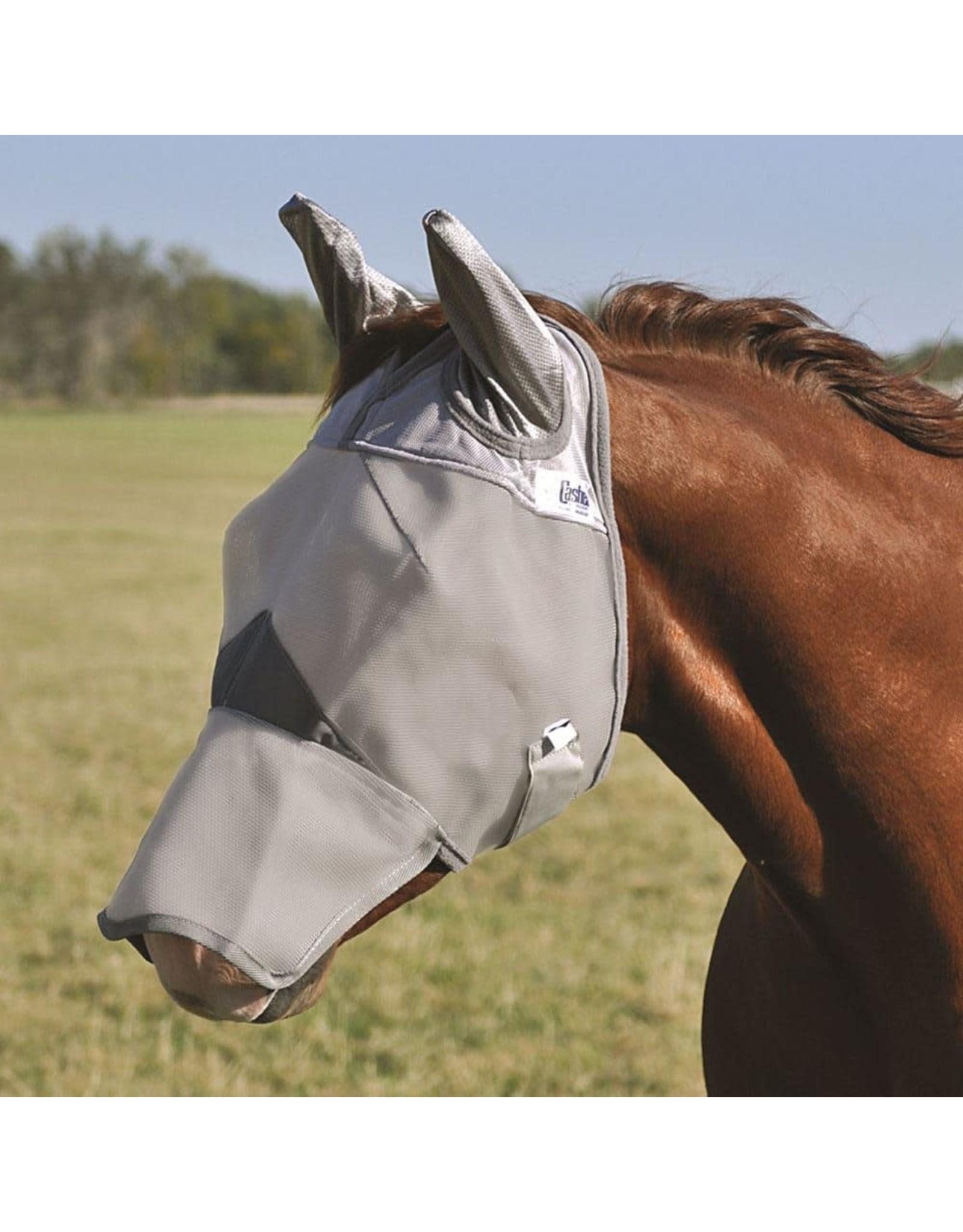 Cashel Crusader Fly Mask Long Nose w/ Ears