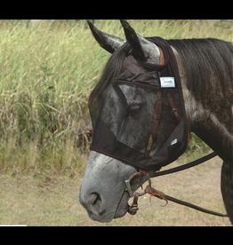 Cashel Quiet Ride Fly Mask Long/Ears