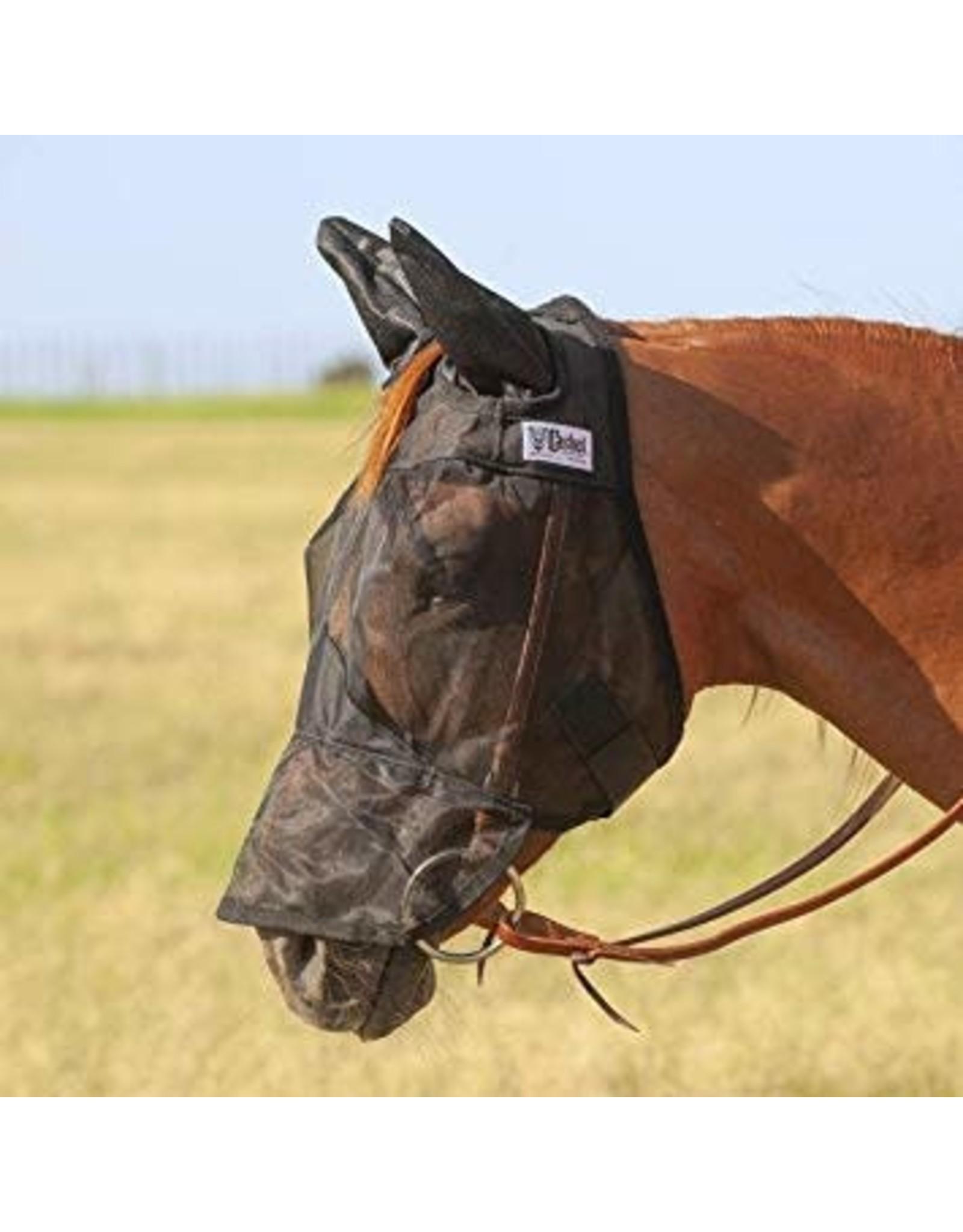 Cashel Quiet Ride Fly Mask