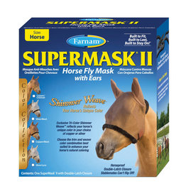 Farnam Supermask II Shimmer Weave with Ears
