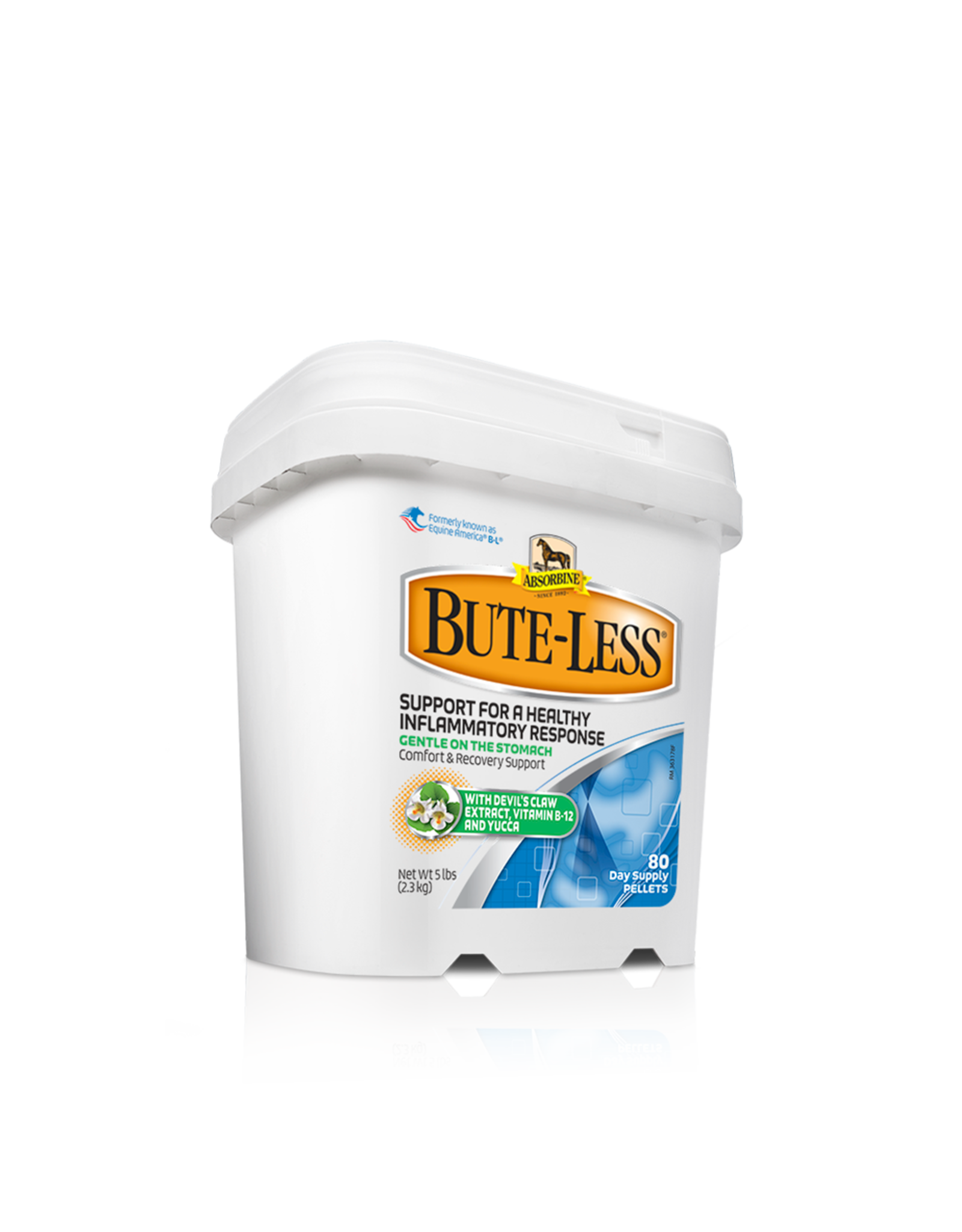 Bute-Less Comfort & Recovery Support Supplement