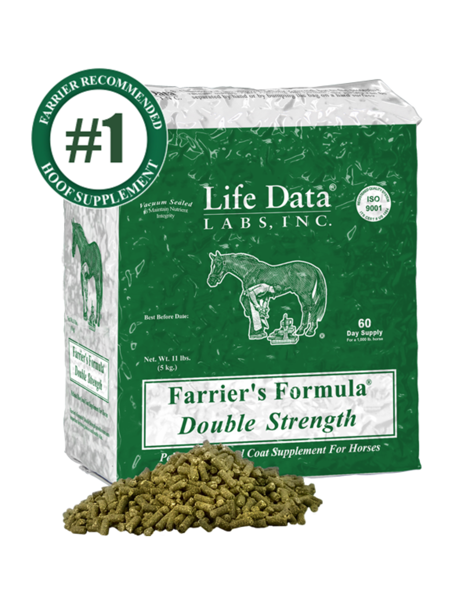 Farrier's Formula Double Strength Bag 11lb