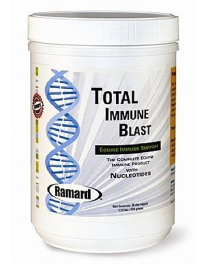 Ramard Total Immune Blast Powder 1.12lb Jar