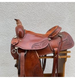 "Saddle King Roper 16"" Full Quarter Horse Bars"