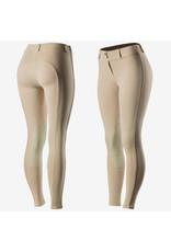 Horze Women's Ella Pull-On Knee Patch Breeches
