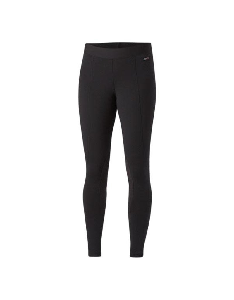 Kerrits Adult Flow Rise Knee Patch Performance Tights