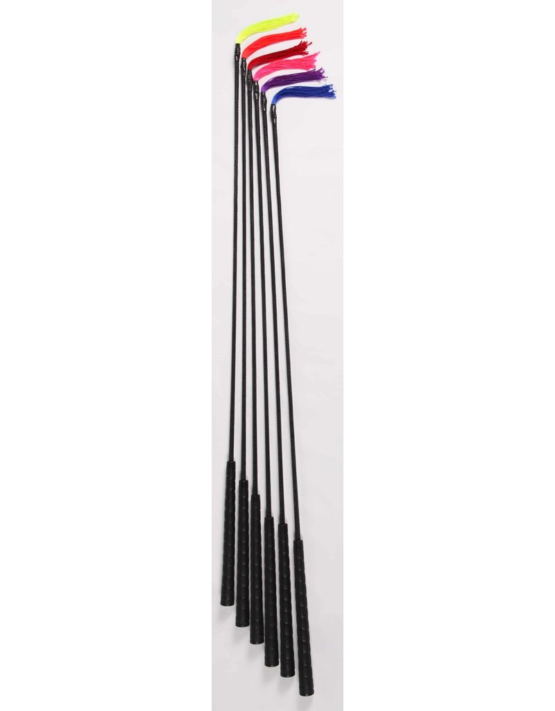 """Heads Up Training Whip with Tassel 36"""""""