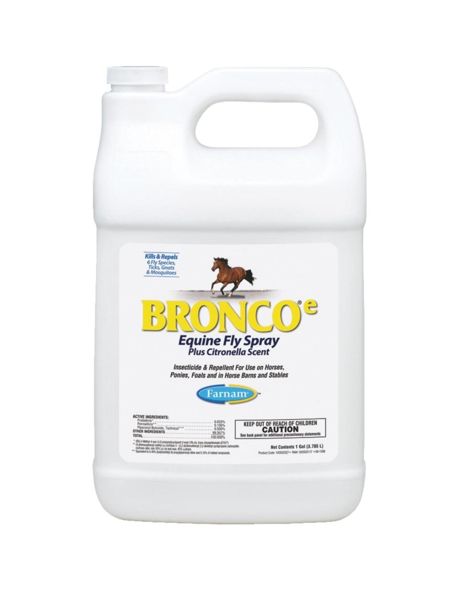 Farnam Bronco Fly Spray Plus Citronella Scent