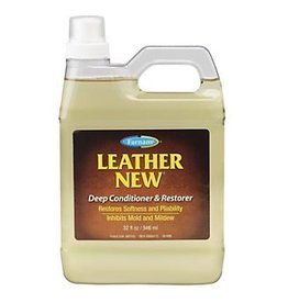 Farnam Leather New Deep Conditioner & Restorer 16 oz